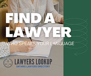 Lawyers Lookup - Find an Ontario Lawyer Online at www.lawyerslookup.ca